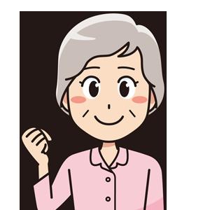 agedwoman